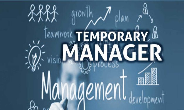 TEMPORARY MANAGER